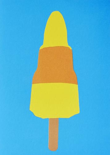 Ice Lolly Coastal Card | Sophie Mutter