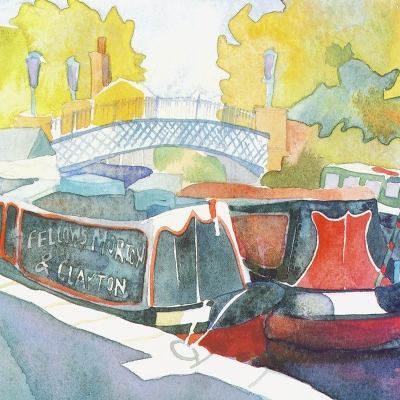 Little Venice - Coastal Card