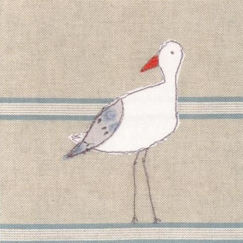 Oystercatcher Coastal Card