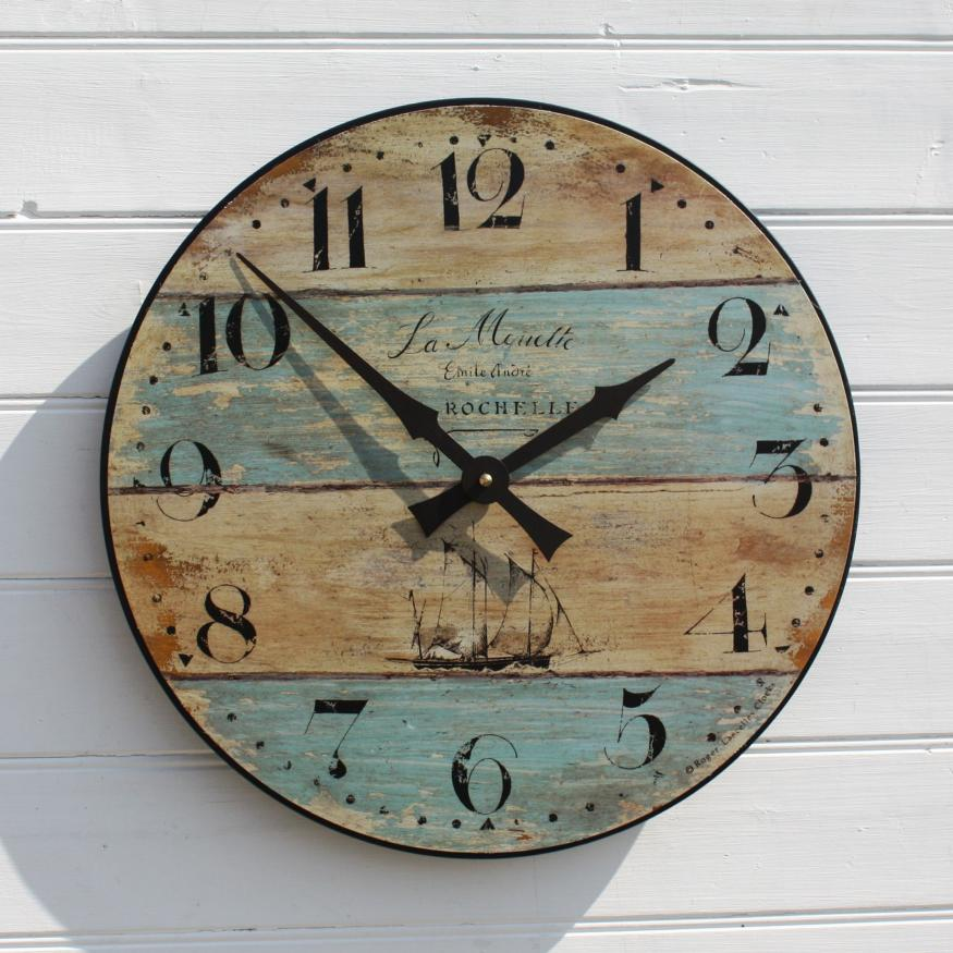 Time and Tide Clocks